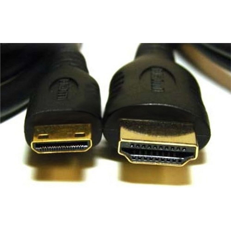cable HDMI macho - mini HDMI macho 1,5 metros