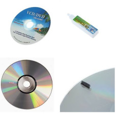 Kit Limpia CD/DVD