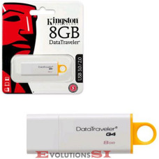 PENDRIVE 8 Gb KINGSTON DATATRAVELER G4