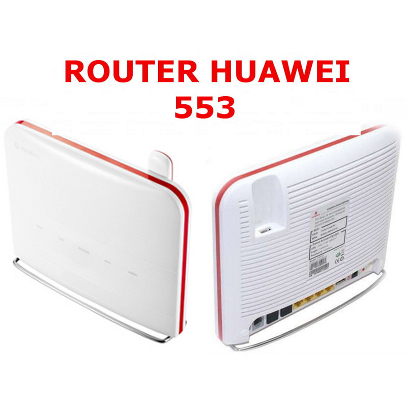 Router HUAWEI ADSL WIFI Inalámbrico