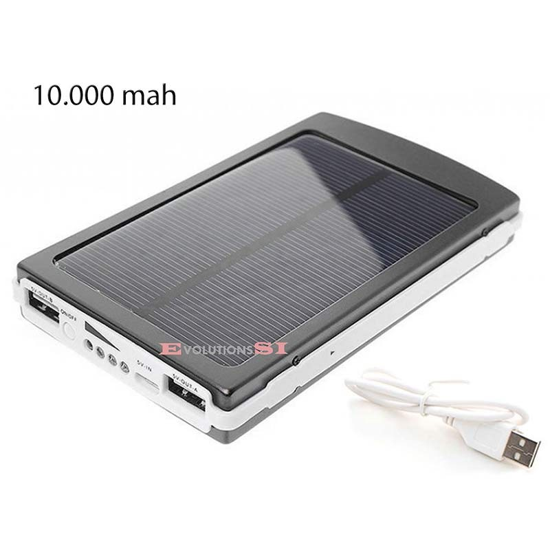 Batería Solar Externa Recargable POWER BANK