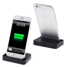 Base Cargador Dock para Iphone 5 5S y 6 Plus
