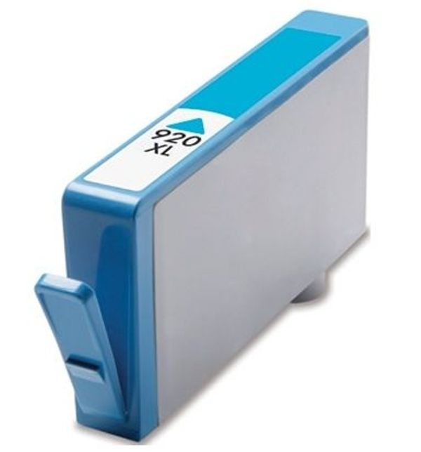 Cartucho Tinta Cyan HP920 XL